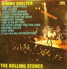 THE ROLLING STONES-GIMME SHELTER LP VNILO 1971 SPAIN GOOD COVER-EXCELLENT VINYL