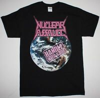 Nuclear Assault Handle With Care Metal Music SHIRT