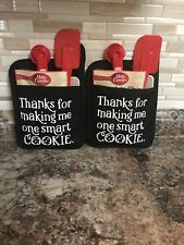 Personalized Pot Holder Oven Mitt Custom Gift Set teachers gifts. Other Designs