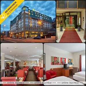 Städtereise Leipzig 3 Tage 2 Personen H+ Hotel Hotelgutschein Kurzurlaub Reise
