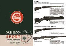 GECO 1938 Schiess-Sport (Gun and Accessory) Catalog
