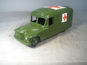 Dinky toy Military Army Ambulance #624.