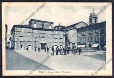 PESARO CAGLI 05 FONTANA Cartolina Foto L. VIVANI