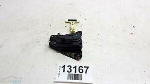 08-14 Dodge Avenger SXT Rear Trunk Lock Latch w/ Release Handle OEM