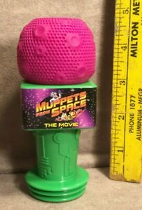 Wendy's 1999 Vintage Collectible Jim Henson Muppets from Space Movie Microphone
