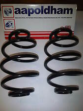 VAUXHALL CORSA C 1.0 1.2 1.4 ONE PAIR OF NEW REAR COIL SPRING SPRINGS 2000-2006