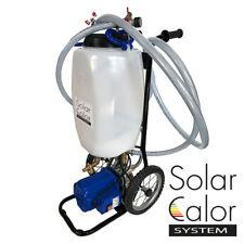 Pompa per Riempimento e Lavaggio Impianti Solari e di Riscaldamento