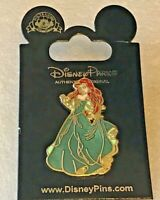 Disney pins Pin 93361 Princess Ariel Glitter Dress (The Little Mermaid)