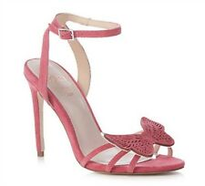 ladies faith pink sandals size 5 bnwt