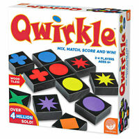 Qwirkle - Mix, match, score and win in the dominoes tile game Qwirkle!