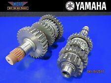 2006 Yamaha YZ250F Transmission Gear Box Main Counter Shaft 5NL-17411-10-00