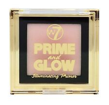 W7 prime and glow illuminating face foundation primer