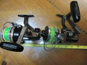 Lot of 2 Vintage Clean Shimano GX 200 Reels,Serviced,Ready To Fish,Japan