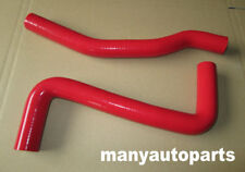 For TOYOTA CELICA GT-4 ST205 3S-GTE Turbo 1994-1999 silicone radiator hose RED