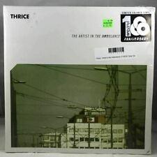 Thrice - Artist in the Ambulance LP NEW Clear Vinyl