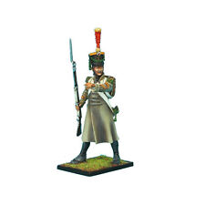 First Legion: NAP0348 French 18th Line Infantry Voltigeur Sergeant in Greatcoat