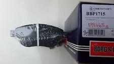 PEUGEOT CITROEN 307 308 C4 C5 BRAKE PADS FRONT 2000 -2010