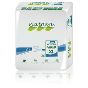 Extra Large Tendercare-Nateen Night Maxi Adult Incontinence Nappies