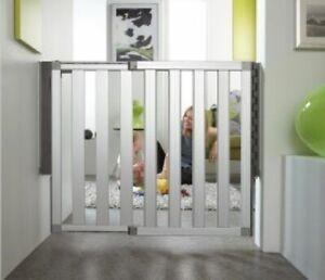 Lindam Gate Numi Aluminium