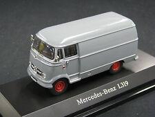 Schuco Mercedes-Benz L319 1:43 Grey (JS)