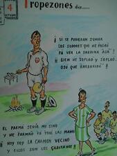 Fútbol: Domingo Wasaldua Villalba, Tropezones dice Sevilla 1 Celta 0 Cadiz 2....
