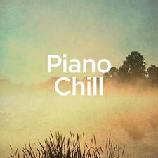 PIANO CHILL-FORSTER,MICHAEL CD NEW RIHANNA/CHAINSMOKERS/ZIMMER/EINAUDI/RICHTER+