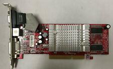 AMD Radeon 9600 XT (rv350)/gigacube (r9550l-c3h) 128mb VGA vid-out DVI agp#gk122