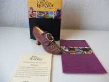 JUST THE RIGHT SHOE ___Baroness ____ 25085 ___ !