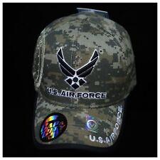 U.S. Navy Baseball Cap Air Force Marine Military Army Logo Hats License Camo Hat