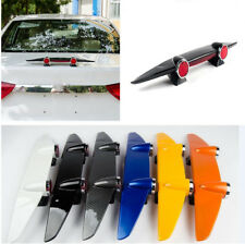 1PCS Mini Spoiler Wing Model Without Perforation Universal Car Tail Decoration