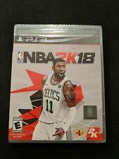 NBA 2K18 (Sony PlayStation 3) PS3 BRAND NEW SEALED