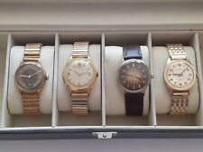 Konvolut Vintage Mechanisch Automatic Kienzle Herren Armbanduhren 60,70 Jahren