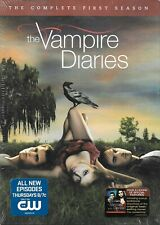 The Vampire Diaries: The Complete First Season - New Factory Sealed 5-Disc DVD
