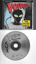 VOIVOD original CD The outer limits 1993 on MCA