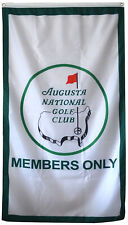 Augusta National Golf Club Members Only Flag 3x5 ft Banner Masters PGA US Seller