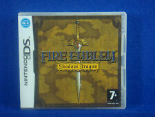 *ds FIRE EMBLEM Shadow Dragon (CC) RPG Lite DSi 3DS Nintendo PAL
