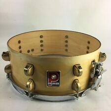 "Premier XPK 14"" X 5.5"" Snare Drum, Honey Lacquer, Birch/Eucalyptus Shell"