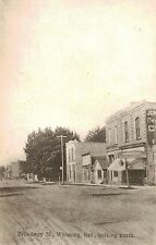 Wyoming,Ontario,Canada,Broadway St.Looking North,Used,No Stamp,Wyoming,1906