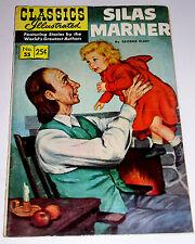 Classics Illustrated #55 Silas Marner - George Elliot