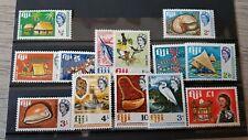 Timbres fidji 1968 MNH **