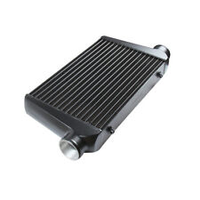 "OSIAS 450x300x76 Alloy Intercooler Black with 3"" Inlet Outlet 90-1001BLK"