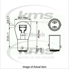 10x New Genuine BOSCH Indicator Flasher Bulb 1 987 302 202 MK3 Top German Qualit