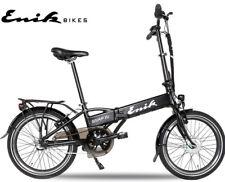 Enik Alu Falt E Bike Klapprad Faltrad Elektrofahrrad Pedelec 20 Klappfahrrad Neu