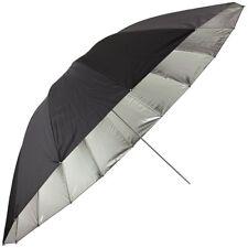 5' Silver Photographic Studio Parabolic Umbrella