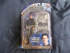 Stargate SG-1 Figure Lt Colonel Cameron Cam Mitchell