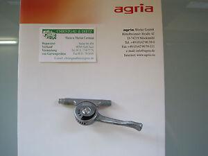 Gasregulierhebel für Agria Gashebel 27544 Einachser Motorhacke 49483 Neu