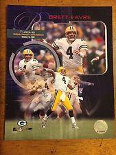 Brett Favre Green Bay Packers  NFL Throws photo 10x8 300th Career touchdown