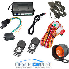 Remote Central Locking Car Alarm And Immobiliser With Ultrasonic Sensors 080 UK