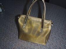 make up bag Gold Mesh Make-Up & Accessories purse tote clutch zippered craft bag