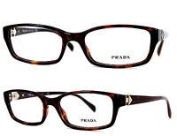 Prada  Fassung Brille / Glasses  VPR07N 53[]17 AB6-1O1 Ausst. /279
